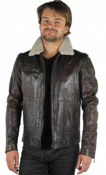 Blouson Cuir Daytona Nentley