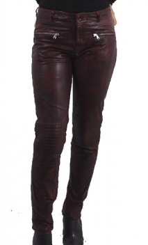 Pantalon Cuir Redskins Tony