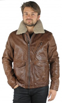 Blouson Cuir Daytona Bentley