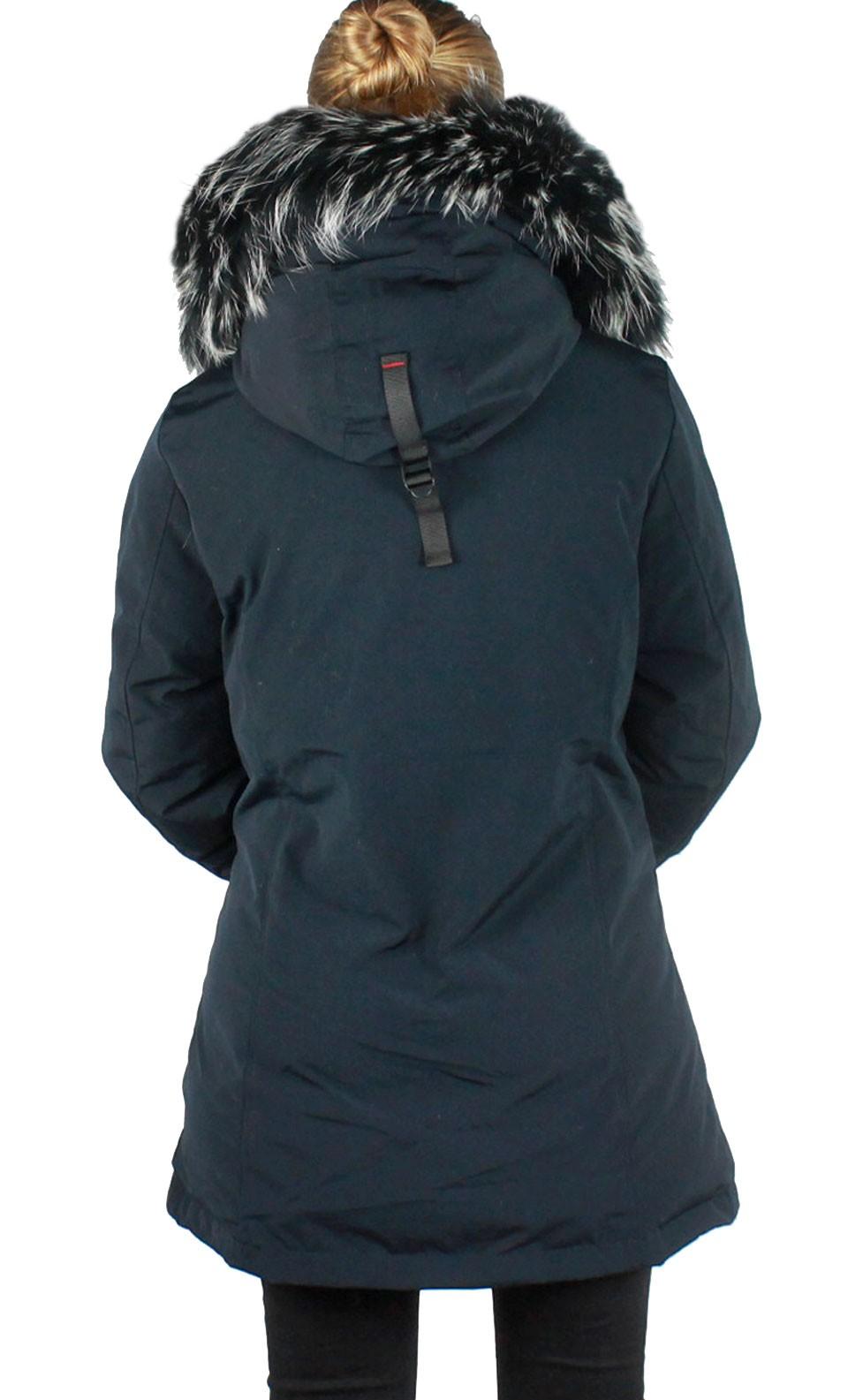 matériaux de qualité supérieure style top boutique pour officiel Parka Femme Helvetica Expedition Ewarm