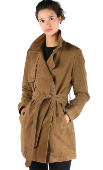 Trench Chèvre Velours Donders 57318