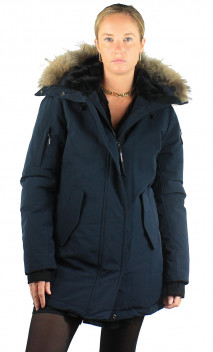 Parka Femme Helvetica Expedition
