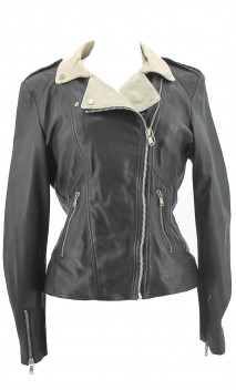 Perfecto Cuir Femme Redskins Anderson